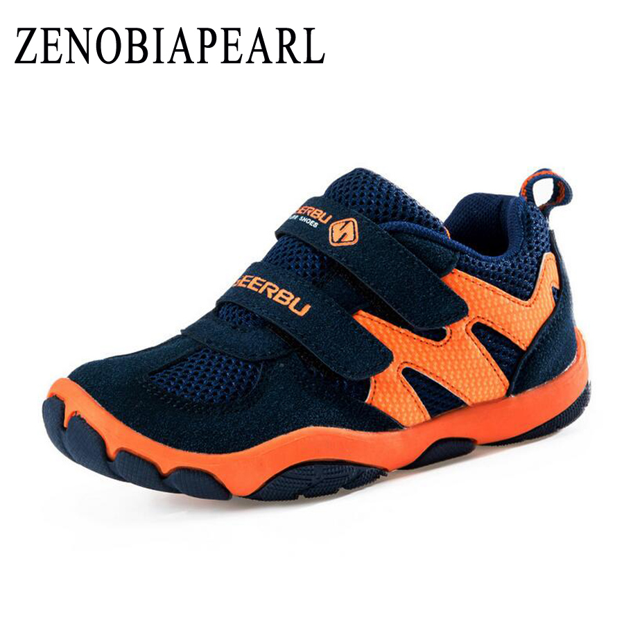 2018 Kids Boy Sports Shoes Baby Girl Breathable Shoes Children Casual Shoes Size