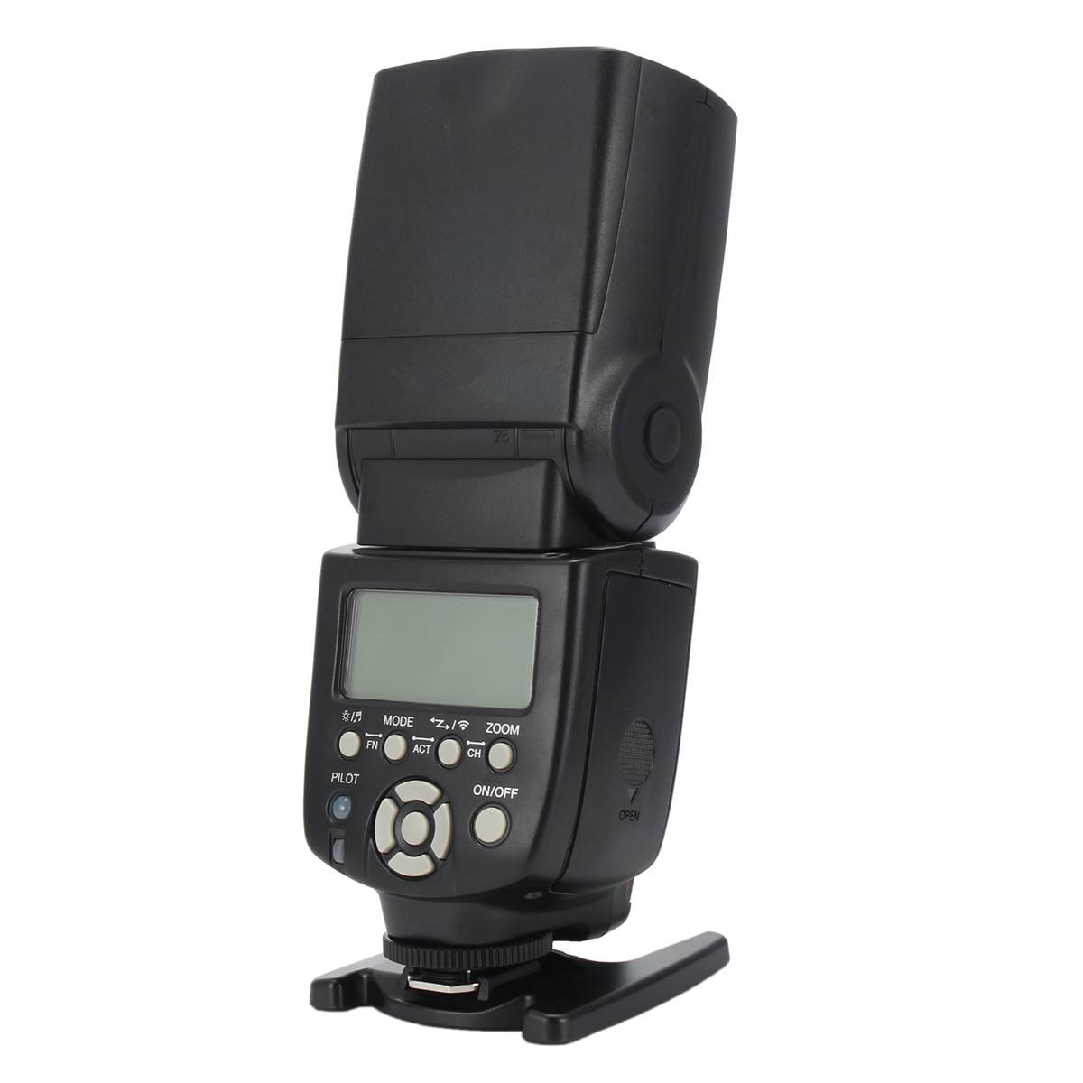 Pro Wireless Flash Speedlite Speedlight For Canon Nikon  Olympus SLR Camera Panasonic Pentax Camera With High Speed SyncPro Wireless Flash Speedlite Speedlight For Canon Nikon  Olympus SLR Camera Panasonic Pentax Camera With High Speed Sync