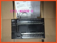 CONTROLLER New Original CP1L M40DR D CP1L PLC CPU for Omron Sysmac 40 I/O 24 DI 16 DO Relay 24V USB M40DR