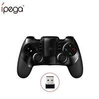 Ipega PG-9076 PG 9076 PG-9156 геймпад Bluetooth игровой контроллер 2,4G беспроводной приемник Джойстик Android игровая консоль плеер