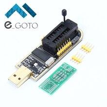 CH341A 24 25 Серии Flash BIOS Материнской Платы USB Программатор E7B5 + 8/16-pin Совета Адаптер Recorder (D4B1)