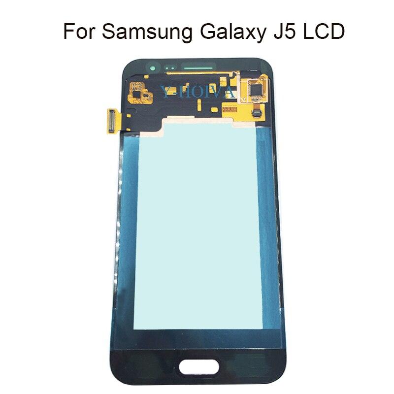 J500 LCD pour Samsung Galaxy J5 LCD J500 J500F J500Y J500M J500G écran tactile numériseur pour Samsung J5 LCD affichage