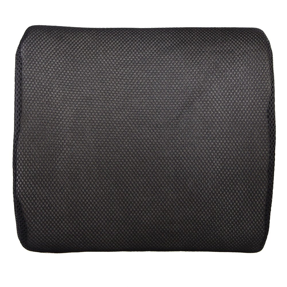 Newest High-Resilience Memory Foam Lumbar Back Support Cushion Relief Pillow for Office Home Car Auto Travel Booster Seat Chair