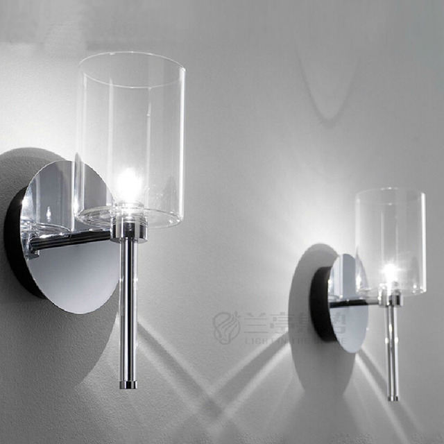 Di alta qualità Moderna creativo chiaro coffe Vetro Lampada Da ...