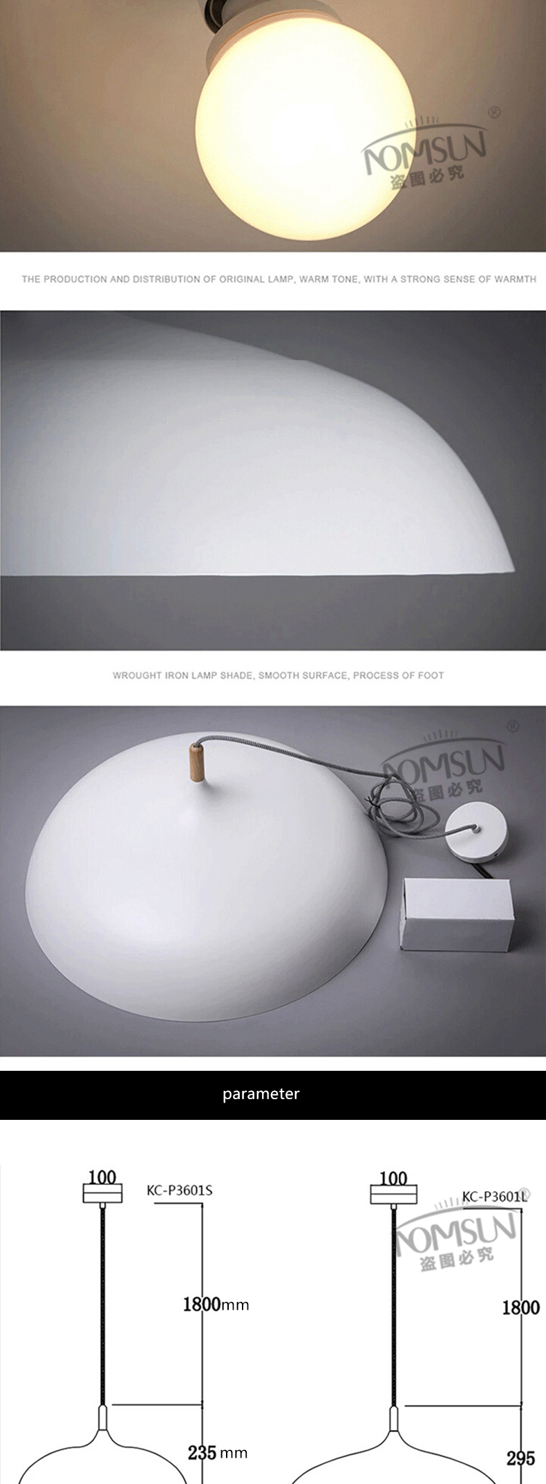 Alumínio lustre sala de jantar luzes lustres