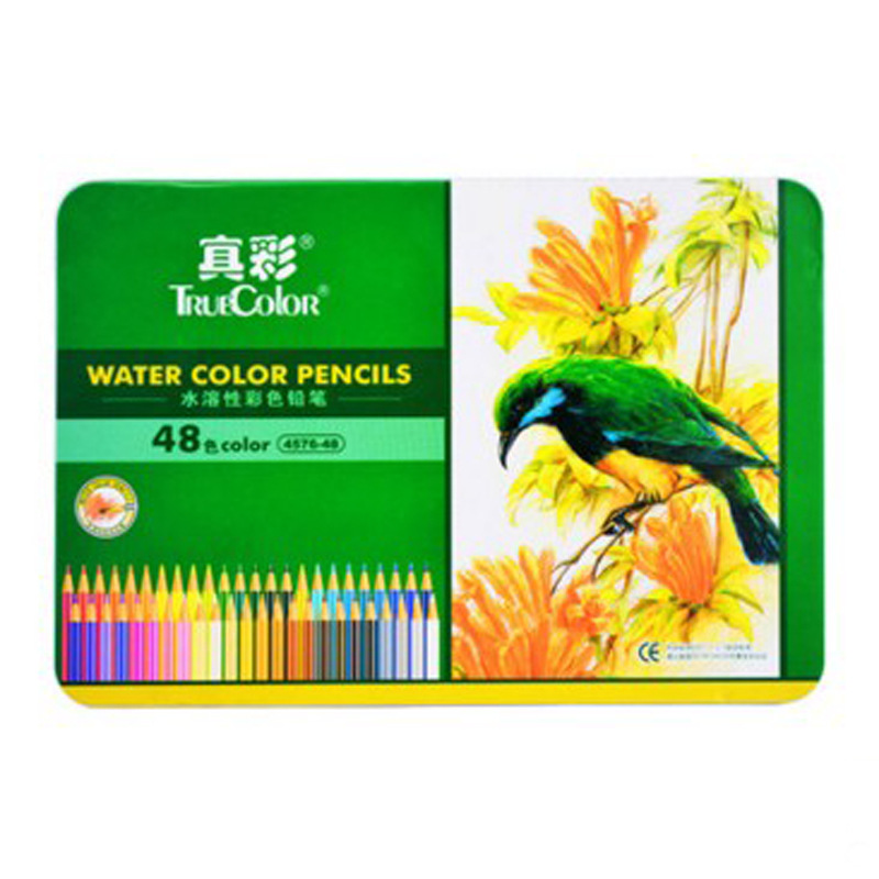 Artist Drawing Students Pencil School Art Supplies Painting Color Pencil Set Sketch Wood Colored Pencil Painting new 48 colored pencil wood art school drawing craft oil sketch pencil painting settings for office school kids darwing supplies