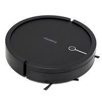 ISWEEP 2000Pa Smart Robot Vacuum Cleaner Max Power Suction With Remote Control Self-Charging Robot Vacuum For Home Brushes Gift