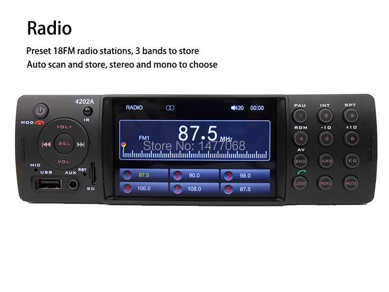 4202A radio 1