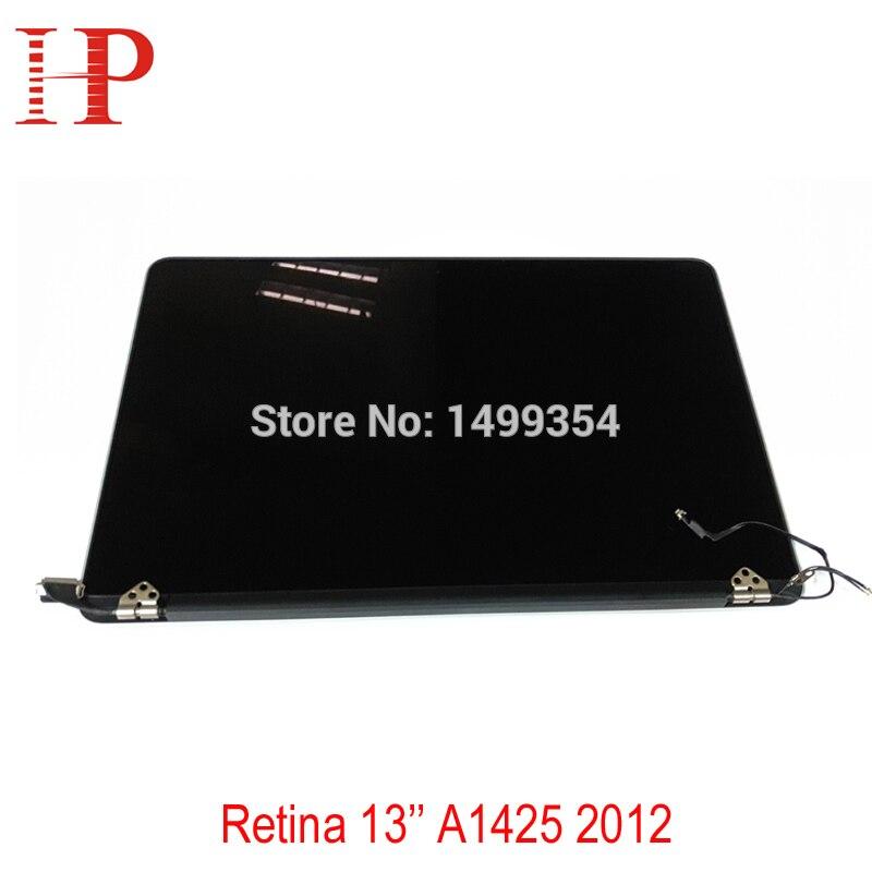 100% натуральная Новый A1425 ЖК-дисплей Экран в сборе для Apple MacBook Pro 13 Retina A1425 ЖК-дисплей сборки 2012 MD212 MD213 2560*1600