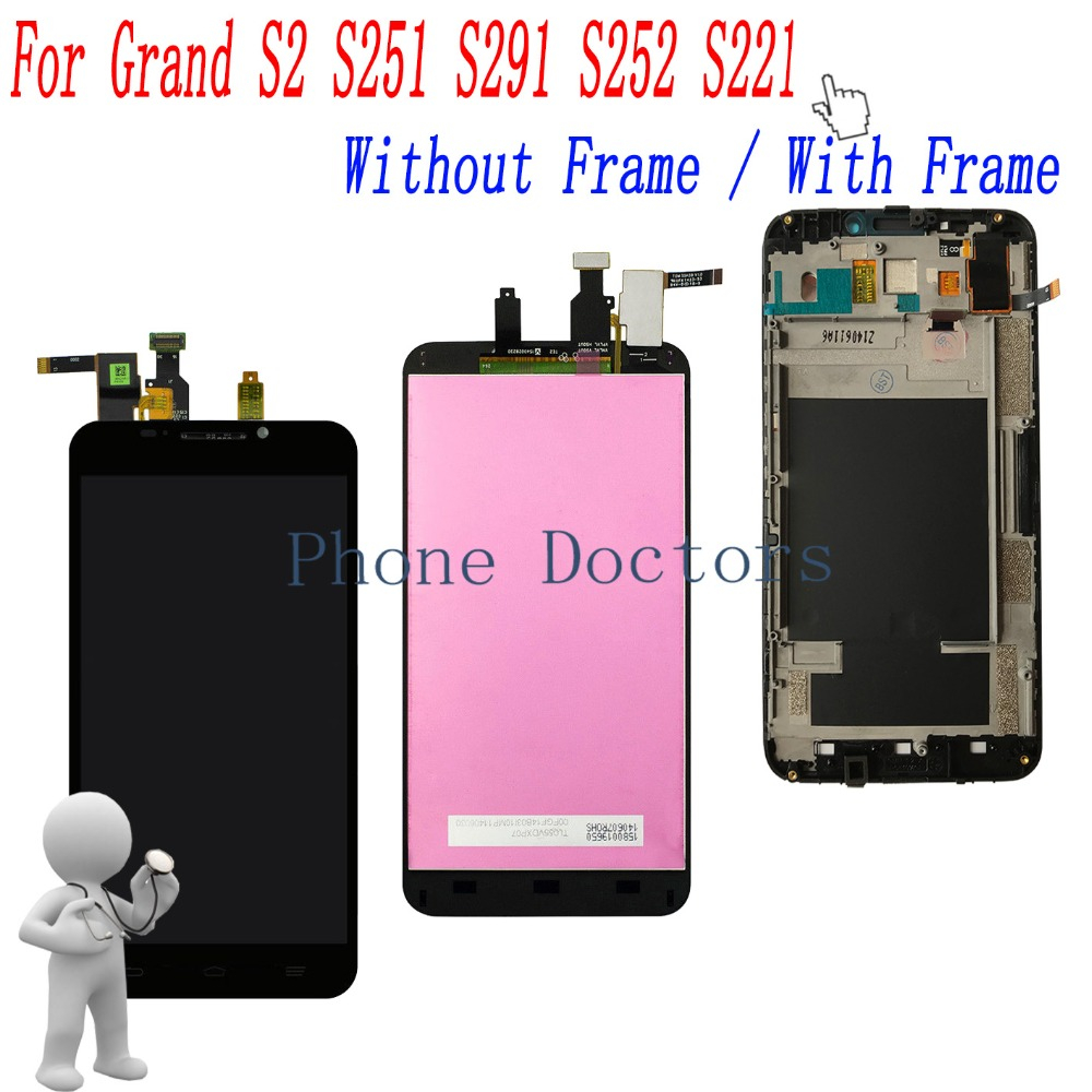 ᗑ Online Wholesale zte grand s2 display and touch and get free