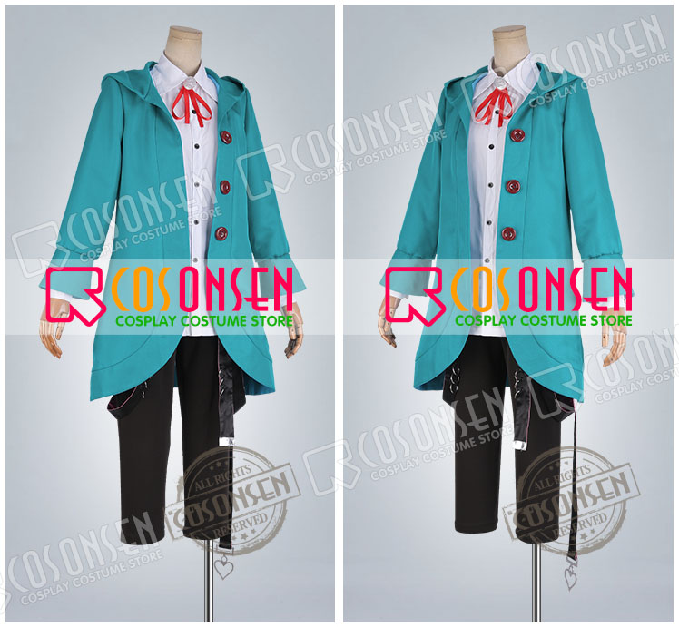 Division Rap Battle Amemura Ramuda Hypnosis Mic easy R Cosplay Costume COSPLAYONSEN Full Set All Sizes