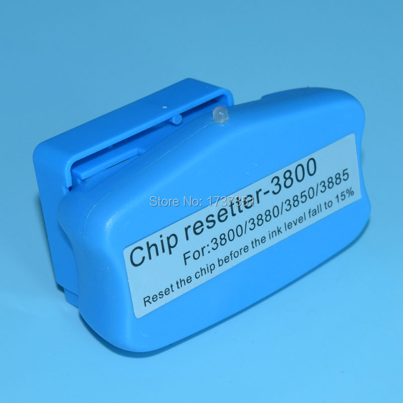 Waste Ink Collector Chip Resetter for Epson Stylus Pro 3800 3880 3850 3890 3885 3800c printerWaste Ink Collector Chip Resetter for Epson Stylus Pro 3800 3880 3850 3890 3885 3800c printer
