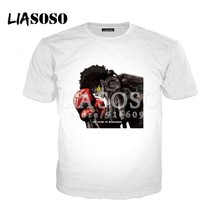 bc41c9010c070 LIASOSO NEW Anime Megalo Box Junk Dog Joe Shirts 3D Print T shirt Hoodie
