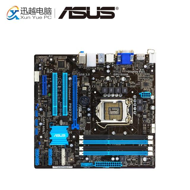 Asus P8Q77-M Intel LAN XP
