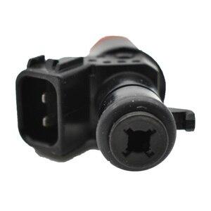 Image 5 - Originele 6 Stk/partij Brandstof Injector Flow Valve Voor Honda Civic 06 11 1.8L 16450 RNA A01 16450RNAA01 Injectie Nozzle Injectoren