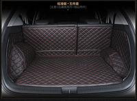 Новинка 2016 Экологичные коврик багажник автомобиля кожа для Fit ODYSSEY CR V Accord Civic поток город патруль 350Z гражданских Fuga murano Quest