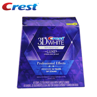 20 Pouch/Box or 10 Pouch/NoBox Crest 3D Whitestrips Professional Effects Teeth Bleaching Gel Oral Hygiene Teeth Whitening Strips