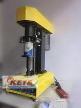 TDFJ-160 Настольная автоматическое контейнер укупорки, банки запайки, бумажные банки, ПЭТ пластиковые бак, крышка горшок металла, машины