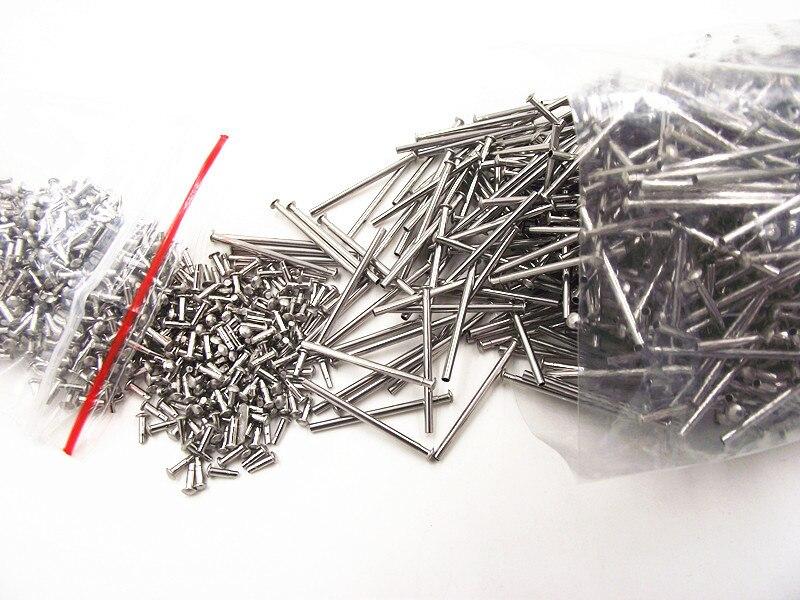 1000 ferramentas de reparação do relógio pçs