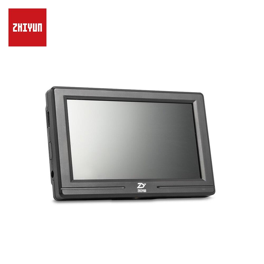 Zhiyun cardan original acessórios 5.5 polegada mini câmera monitor de exibição hdmi para weebill laboratório/guindaste 3 laboratório/guindaste 2/guindaste mais