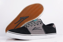 2016 USA Lakai BOY SKATEBOARDING Shoes Mixed Colors Anti-Fur Deck Footwear LowTop  for skateboarding