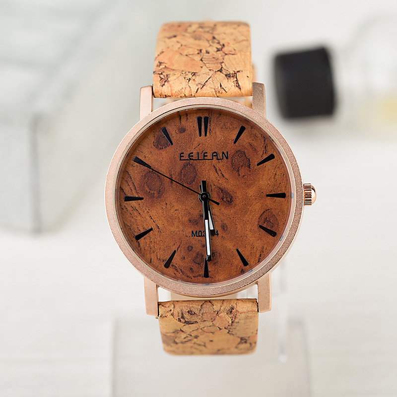 Fashion Watches Unisex Wooden Watches For Men Women FEIFAN Brand High Quality Retro Wood Quartz Watch With Vintage Leather Watch european american classic fashion ultra textured halfmetal retro sunglasses for men women unisex with original box uv400 no 2514