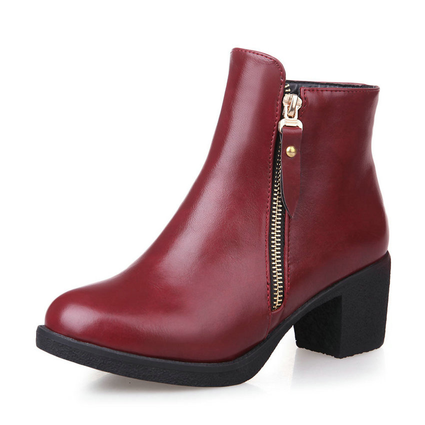 Popular Purple High Heel Boots-Buy Cheap Purple High Heel Boots ...
