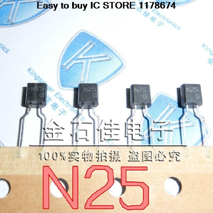 5PCS ICP-N25 Encapsulation:TO92,Circuit protection elements