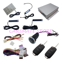 HAA Key Car Alarm System PKE On Off By Remote Control Passive Keyless Entry Push Start