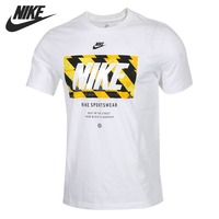 Original New Arrival NIKE TEE TABLE HBR Men's T shirts short sleeve Sportswear