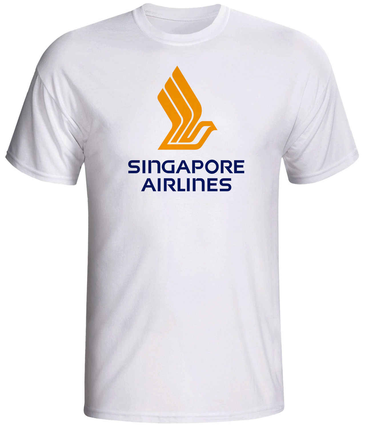 singapore airlines shirt vintage retro Summer Men'S fashion Tee,Comfortable t shirt,Casual Short Sleeve TEE 2019 hot tees