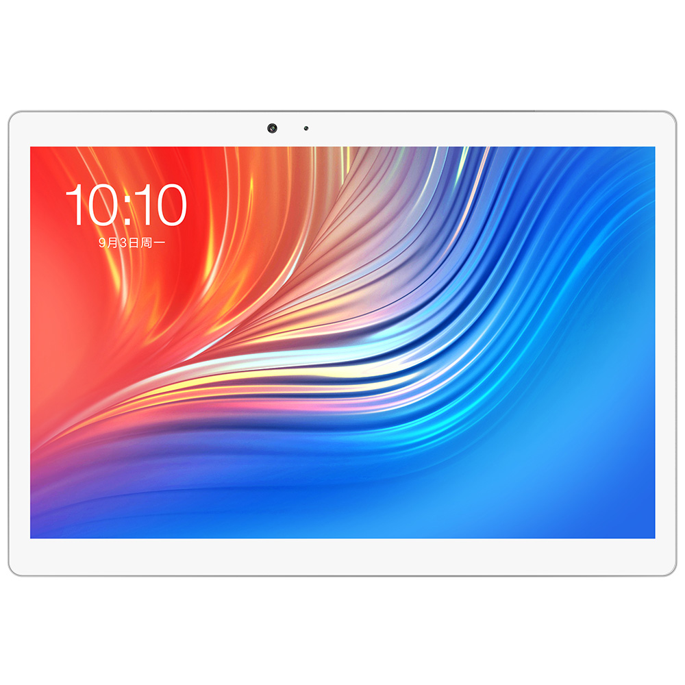 Teclast T20 4G Phablet Android7.1 10.1 inch MT6797X Deca Core 4GB RAM 64GB eMMC ROM Fingerprint Recognition 13.0MPDouble Cameras(China)