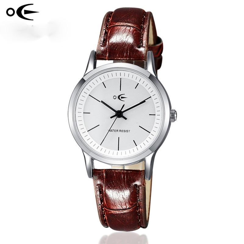 New Brand Luxury Wristwatch Men Women Watches Thin Leather Steel Classic Fashion Clock Quartz Watch Relogio Birthday Gift