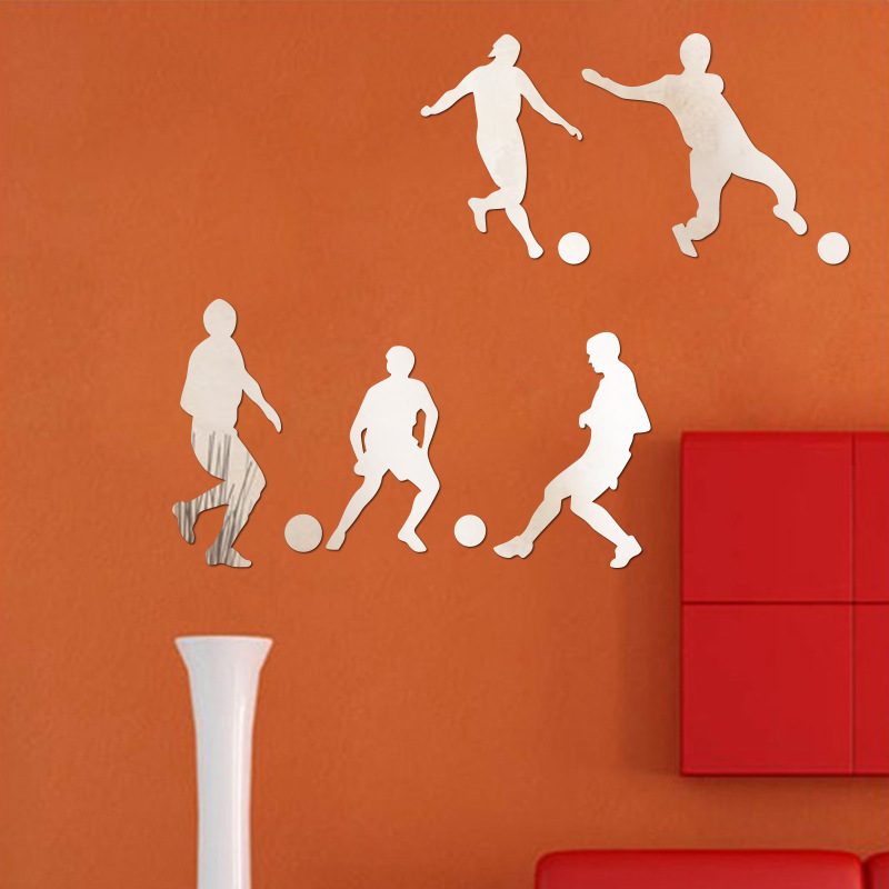 online buy wholesale wall mirror sticker from china wall