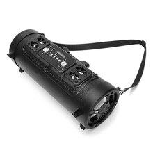 Haut-parleur Bluetooth Hopestar 15 W basse caisson de basses stéréo Portable haut-parleur extérieur sans fil caixa de som pour iPhone Samsung PC