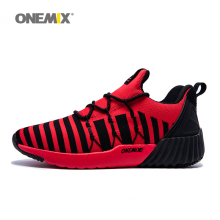 ONEMIX Warm Winter Outdoor Sport Sneakers Unisex Running Shoes Thicken Women Tranier Shoes Top Tranier Shoes Men Jogging Shoes