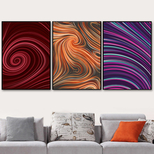 Abstract Surrealism Vortex Wall Art Canvas Painting Nordic Posters And Prints Wall Pictures For Living Room Bedroom Home Decor surrealism