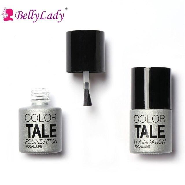 BellyLady Nail Art 6ml Base Gel Primer Coat + 6ml Top Coat Sealer ...