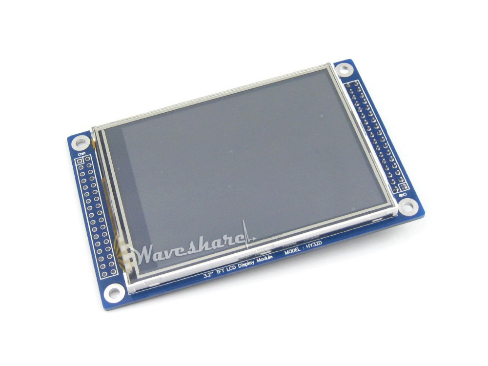 3.2 inch 320*240 LCD Display Module Multicolor Graphic XPT2046 with Touch Screen Stand-alone Controllers module waveshare 7inch 1024 600 tft capacitive display multicolor graphic lcd with capacitive touch screen stand alone touch con