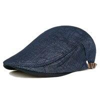 2016 Summer Male Cap Adjustable Hip Hop Hat Cowboy Hats Baseball Cap Denim Snapback Hat Jeans