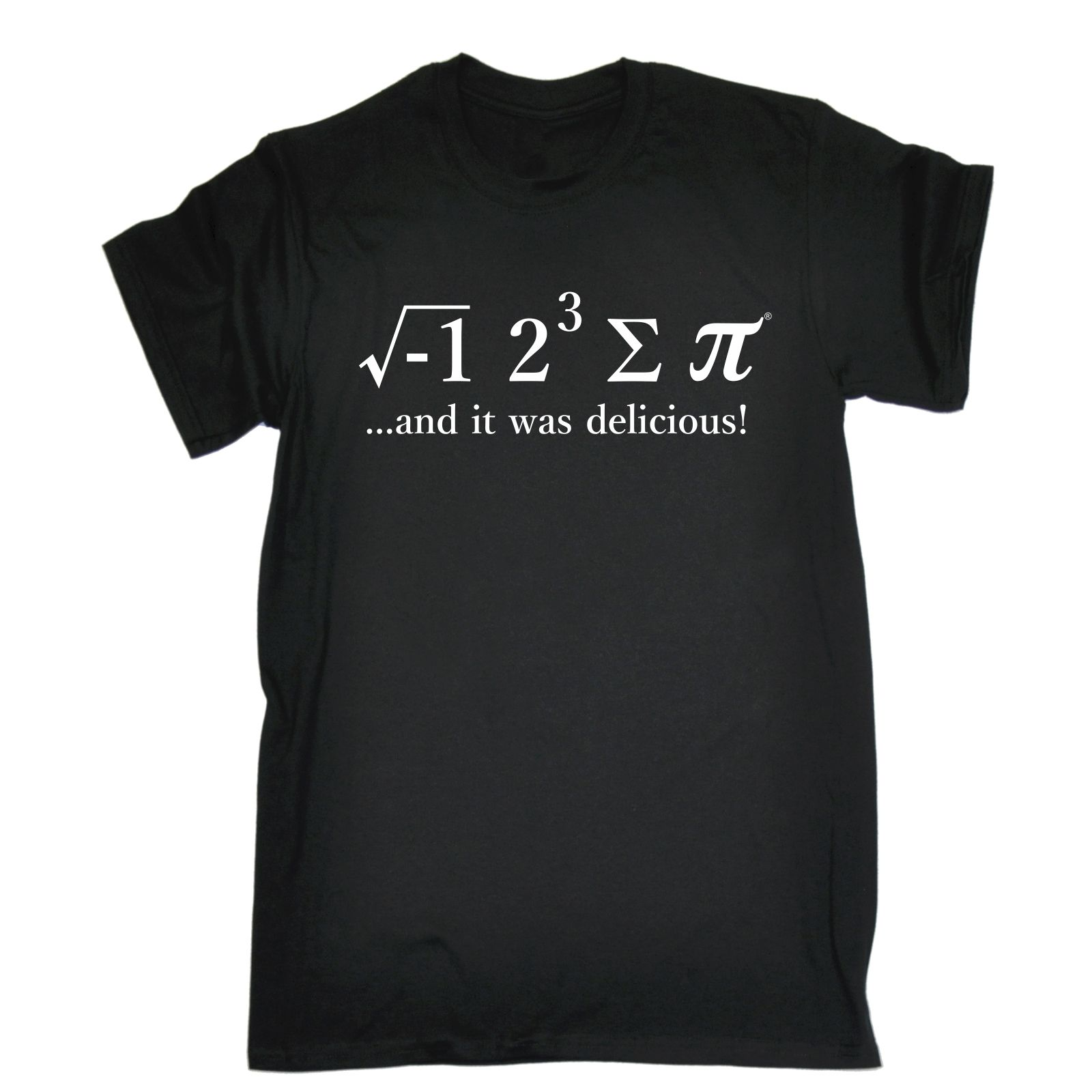 I Ate Some Pi T-SHIRT 8 Sum Pie Teacher Maths Geek Tutor Funny Gift Birthday Print T Shirts Man Short Sleeve T Shirt