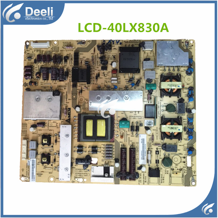 95% New for Original power supply board LCD-40LX830A RUNTKA786WJQZ DPS-110AP-6 good working good working original used for lcd 46lx830a dps 143bp runtka790wjqz dps 127bp 46inch power supply board