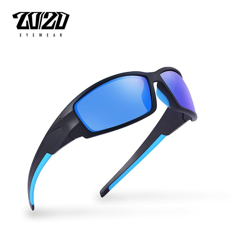 20/20 New Brand Polarized Sunglasses Men Top Quality Male Sun Glasses Driving Fashion Travel Eyewear UV400 Men's Oculos PTE2117