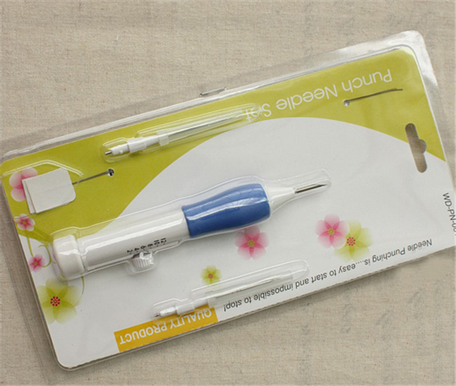 Diy craft embroidery punch needle set