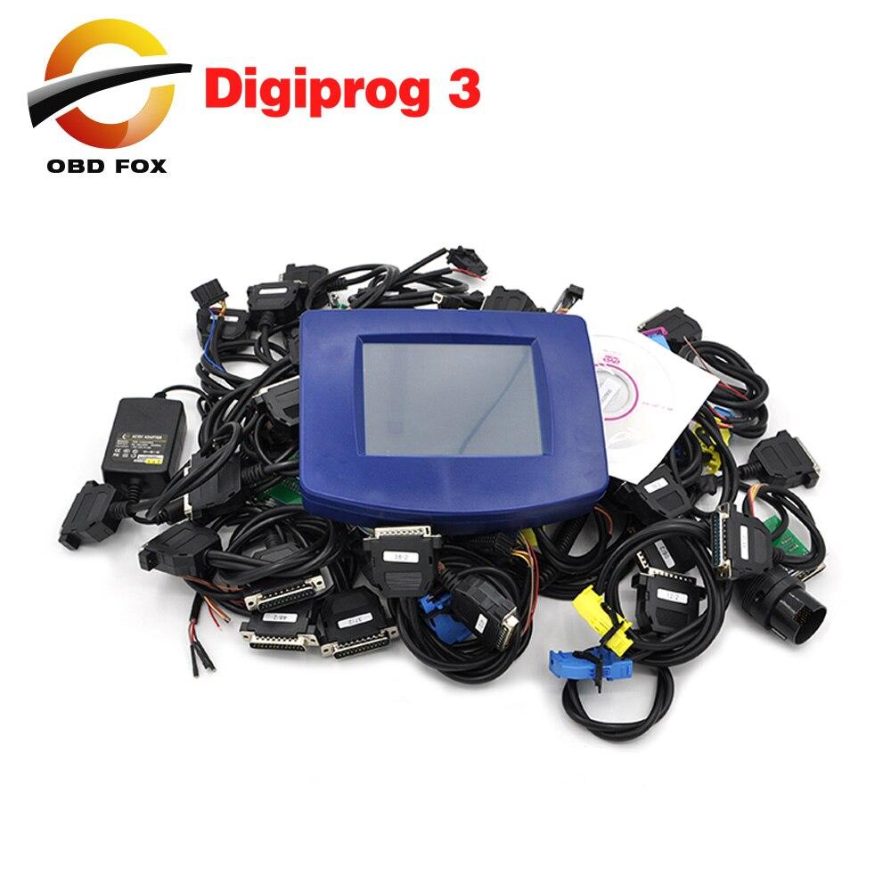 Цена за Лидер продаж Digiprog 3 V4.94 Digiprog III Пробег программист Digiprog3 Digiprog 2017 Бесплатная доставка DHL