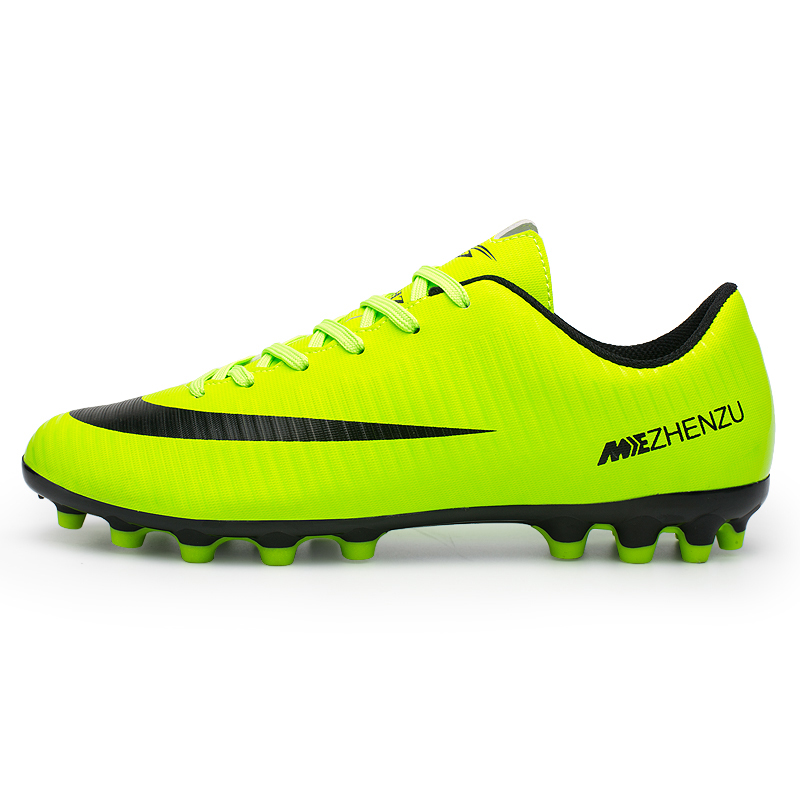 ZHENZU 2018 New Soccer Shoes Football Boots Men De Futbol Indoor Boys Football Indoor Soccer Boots Shoes Zapatos Botas zhenzu futbol football boots kids boys cheap outdoor soccer shoes cleats sneakers voetbal scarpe da calcio chaussure de foot