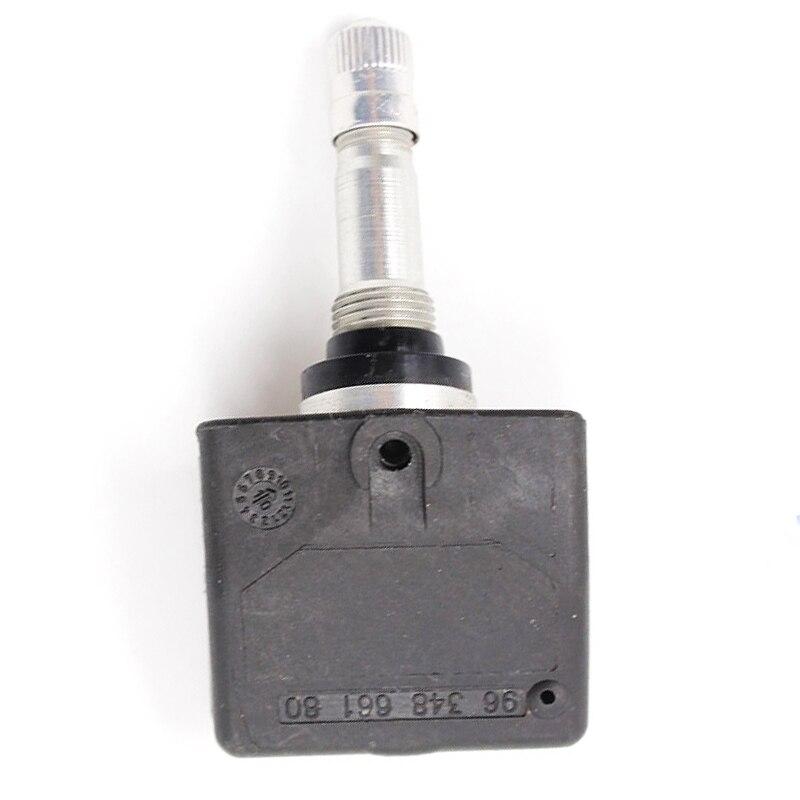 9634866180 Tire Pressure Monitoring System Tire Pressure Sensor FOR Citroen C5 C8 Peugeot 508 607 807 96 348 661 80 433MHz Genu for psa peugeot citroen tire pressure sensor 9673198580