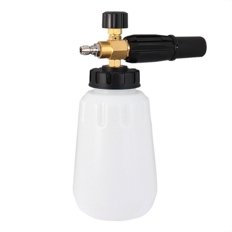 1000ml Car Washer High Pressure Snow Foamer Water Gun Car Cleaning Foam Gun Washing Foamaster Gun Water Soap Shampoo Sprayer