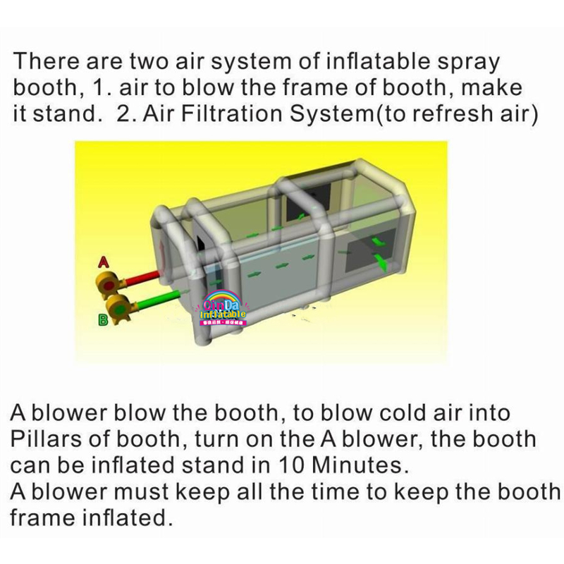 about spray booth