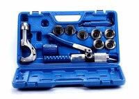 Высокое качество гидравлический расширитель 11 рычаг расширения трубки инструмент расширения и термоусадочный комплект HVAC инструмент